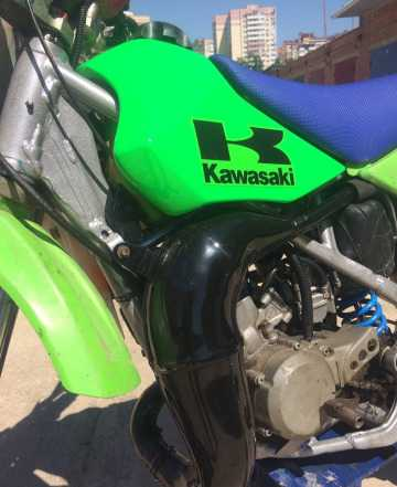 Кавасаки kx 85 2001 года