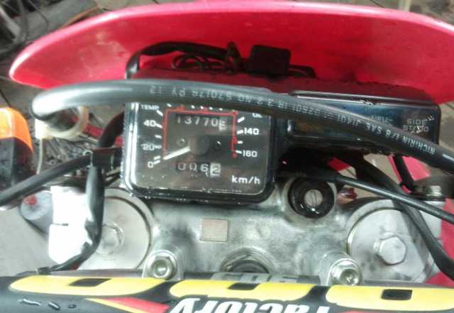 Хонда CRM 250
