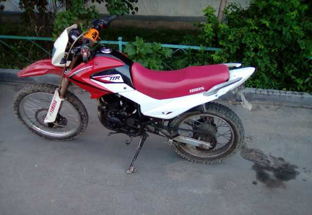 Ирбис TTR 250