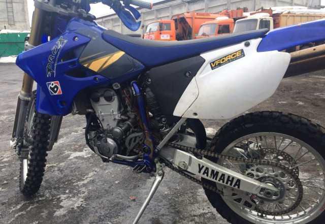 Ямаха WR 450