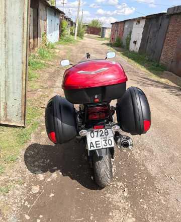 Suzuki гсф 1250 бандит SA
