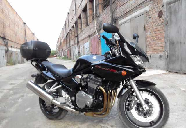 Продам мотоцикл Suzuki бандит GSF1200S