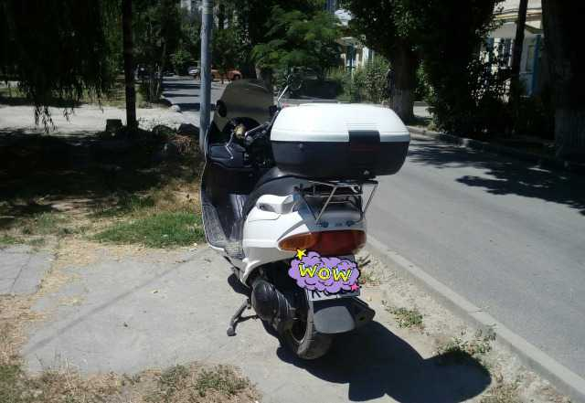 Suzuki Скайвэй 400