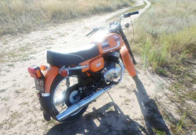 Чезет 350 1982г