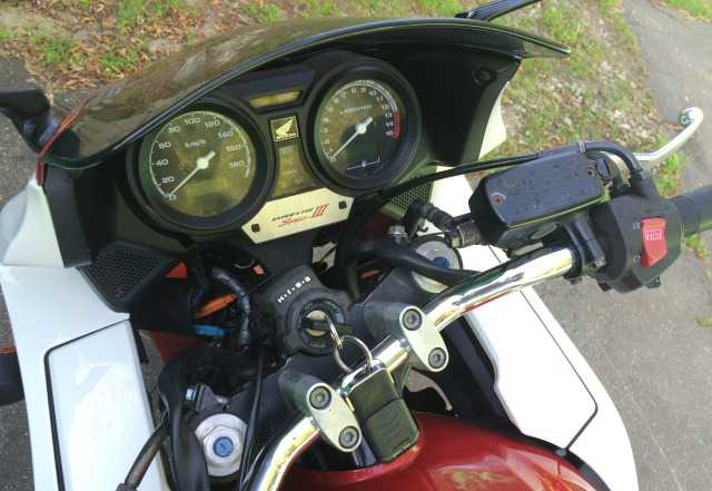 Хонда cb 400 sf Втек 3