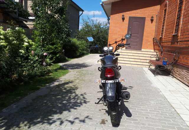 Продаю мотоцикл Х-Мото fx 200