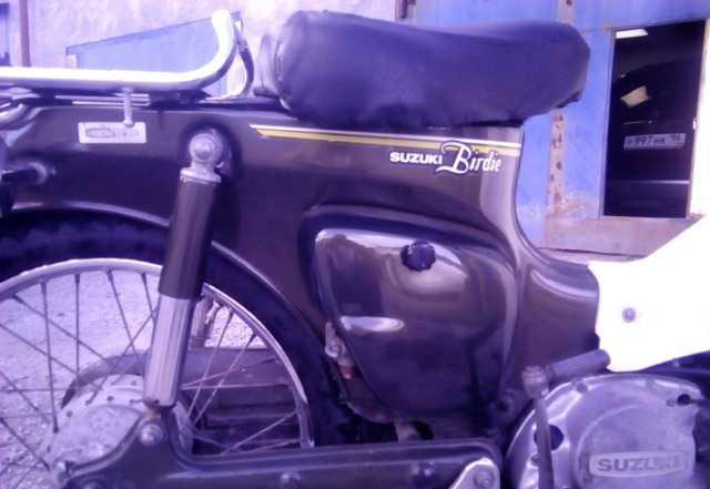 Скутеретта Suzuki Birdie FR-50
