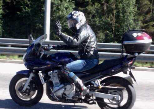 Suzuki GSF650SA 2007(ABS). Пробег: 71000 км