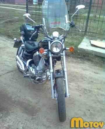 Мотоцикл Стелс LF400