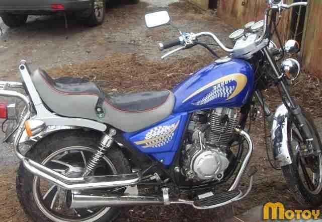 """Мотоцикл """"Дакота""""150"""