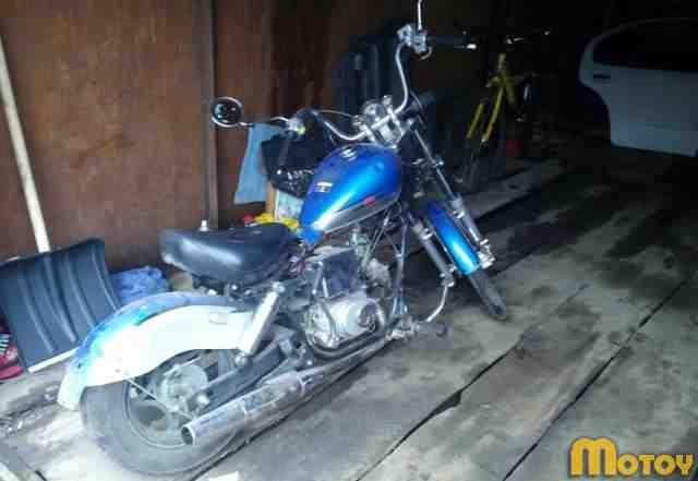 Миничопер jordan 120cc
