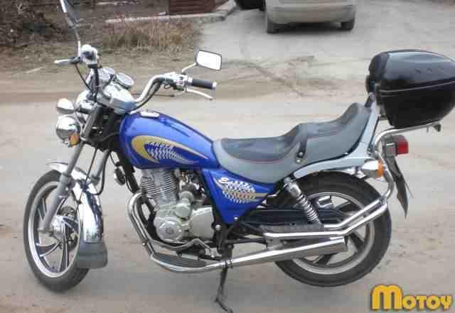 Продам мотоцикл Дакота