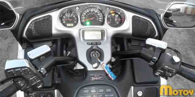 Хонда GL 1800 Голд Винг