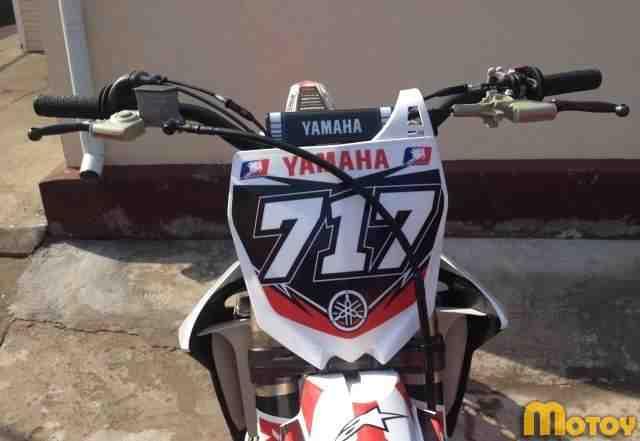 Продается мотоцикл Ямаха YZ250F модель 2013 года