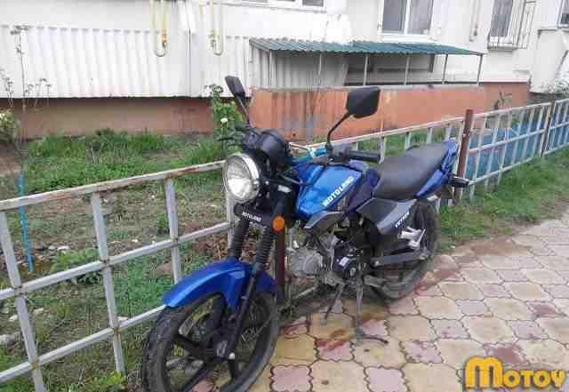 Продам скутер (мопед) мотоленд voyage 2