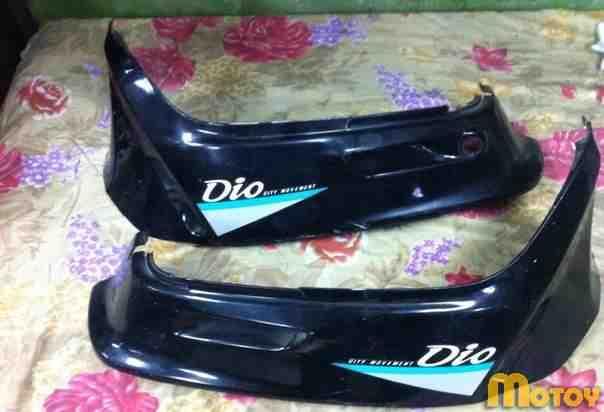 Honda Dio AF 18 (красный). Купить скутер Honda Dio AF 18 (красный ...   412x604