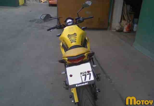 Кавасаки ER-6N 2012 ABS