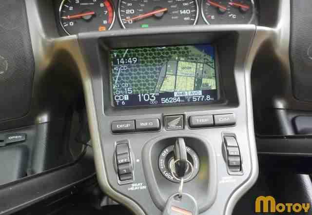 Хонда GL1800 голдвинг