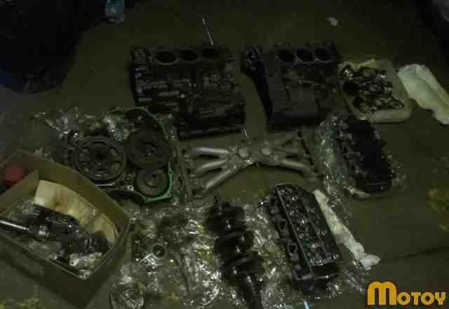 Двигатель и Коробка для Хонда GL1800 Голд Винг