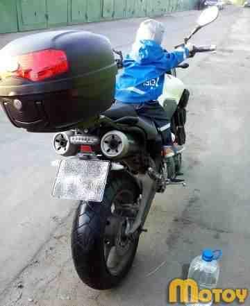 Ямаха MT-03 2008/14500 км