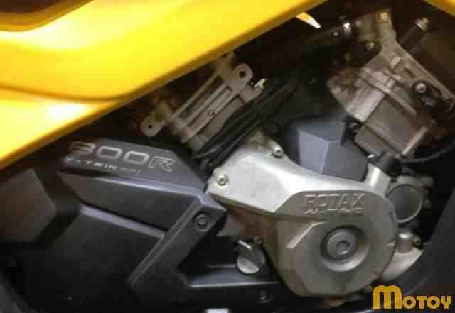 Квадроцикл BRP Can-Am аутлендер MAX XT 800