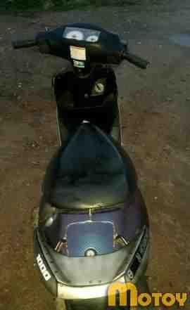 Судзуки zz инч up спорт user скутер