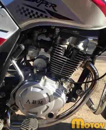 Мотоцикл ABM Фантом 125
