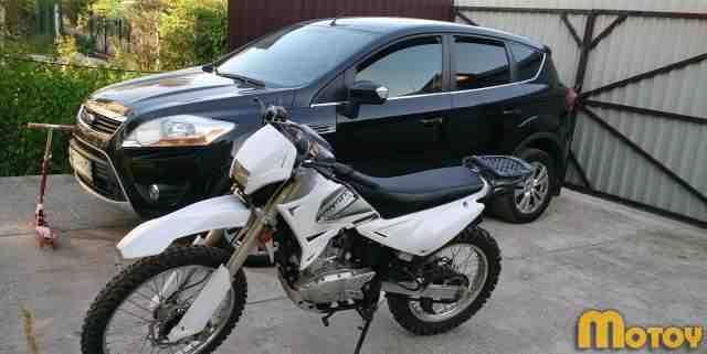 Продам мотоцикл Кингки эндуро 200