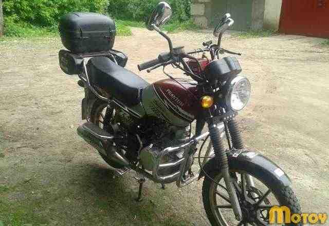 Мотоцикл фантом