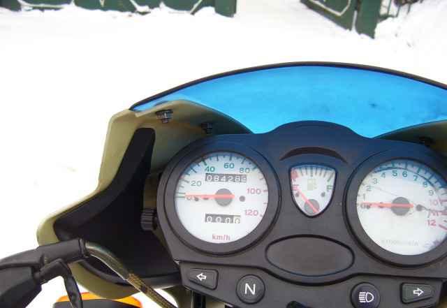 Мотоцикл Патрон Aero 125 F