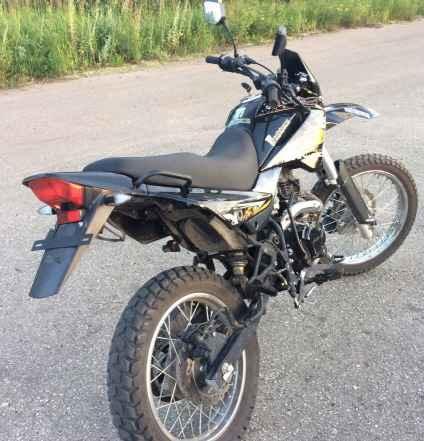 Продается мотоцикл Рейсер Пантер 200 куб