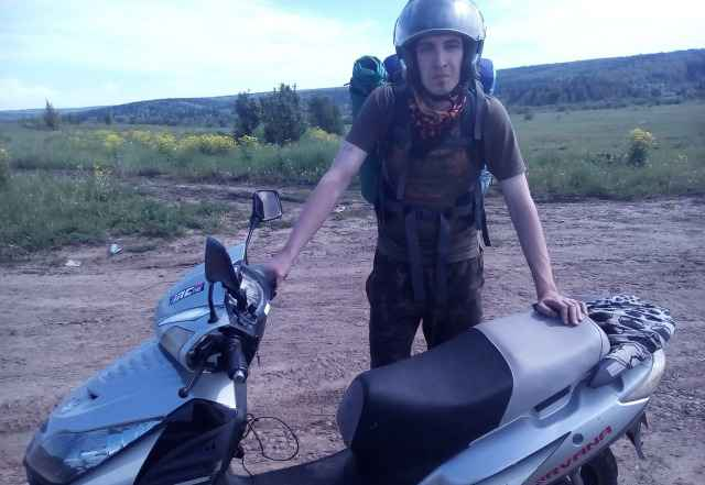Ирбис Нирвана 150cc