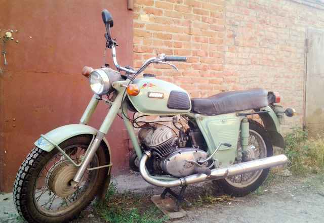 Мотоцикл ИЖ-Юпитер
