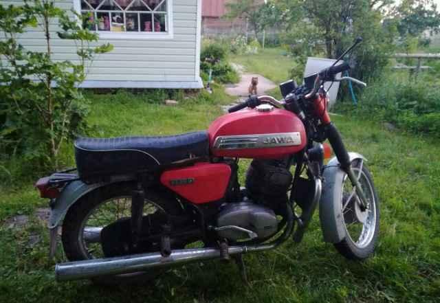 Jawa 350 634-638