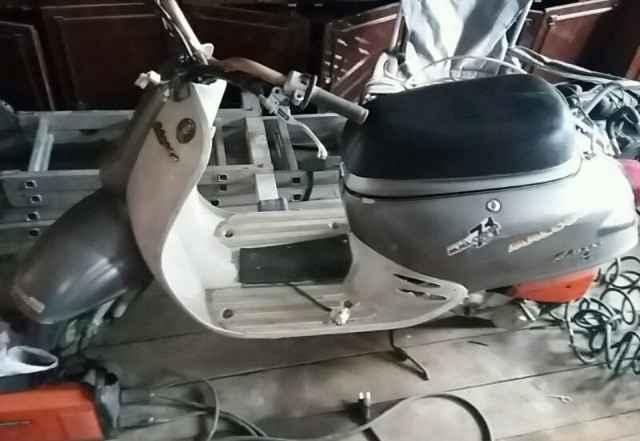 Скутер Хонда Джорно 70 кубов