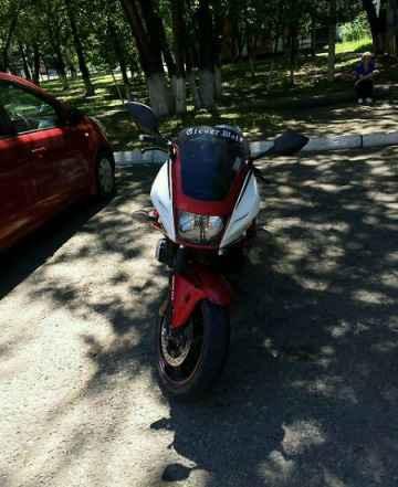 Продам мотоцикл Хонда Супер Boldor cb400 2005