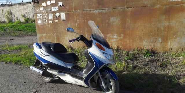 Suzuki Бургман 150 Макси скутер