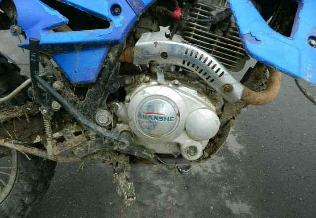 Мотоцикл Джианше Ямаха