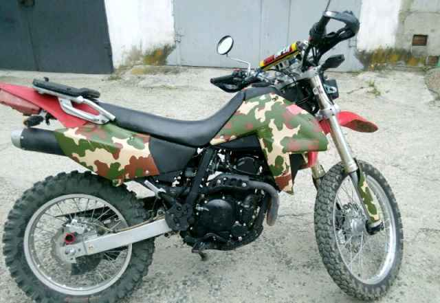 Эндуро Стелс 400