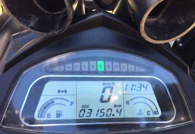 Квадроцикл CF Мото Х5 HO