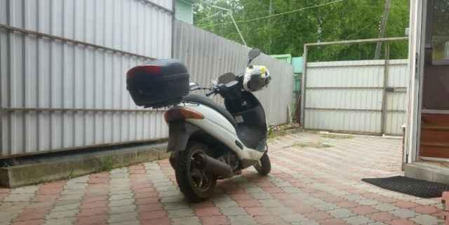 Suzuki Address 110 АД-110 hokuto 110