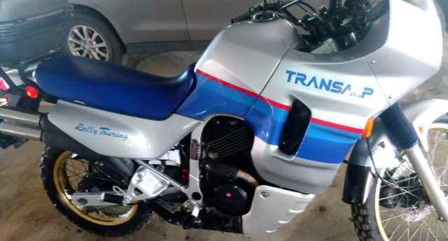Хонда transalp 600 V