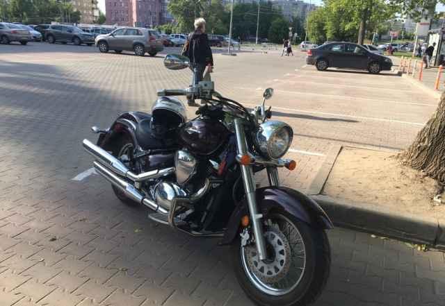 Продаю Suzuki Boulevard C50. 2009 г. в