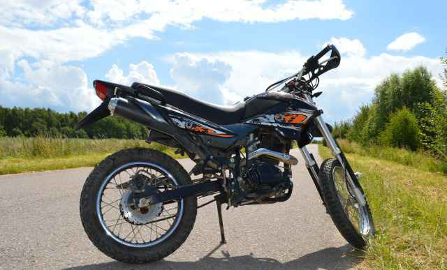 Мотоцикл Рейсер Пантер RC200GY-С2