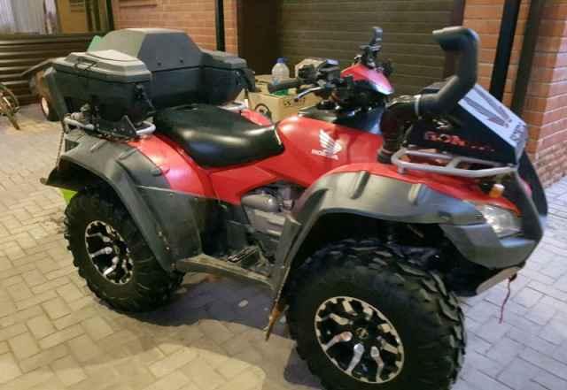 Квадроцикл Хонда TRX 680