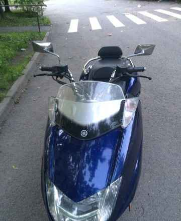 Макси скутер Уamaha Morphius