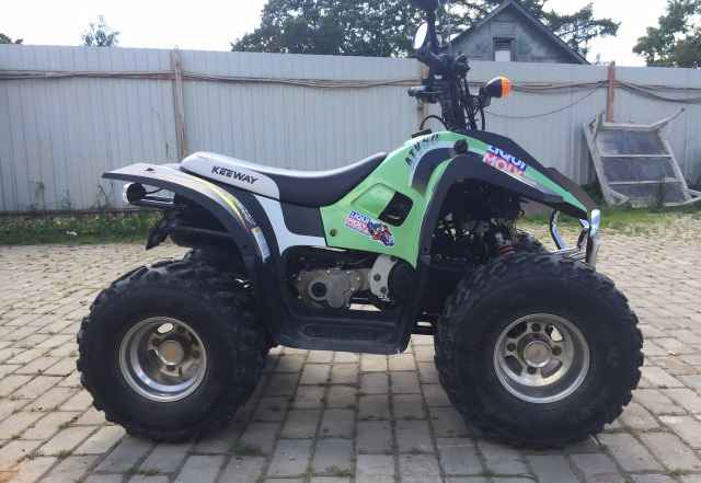 Стелс ATV-50