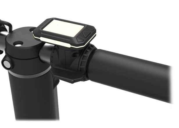 Электросамокат Смарт Scooter Carbon Fiber Черный