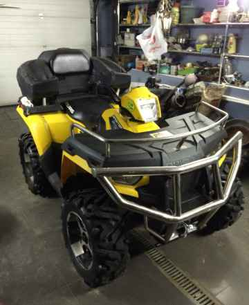 Polaris Sportsman 500 H. O