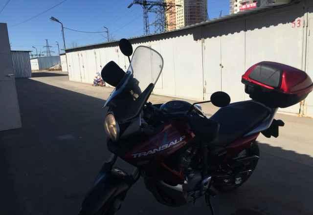 Хонда Transalp 700